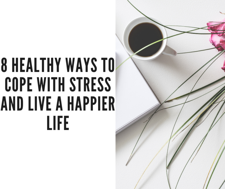 cope with stress happy life
