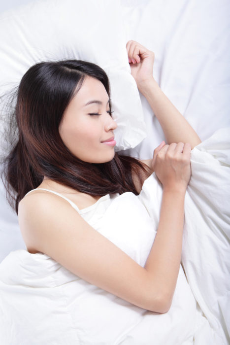 more sleep quit drinking alcohol