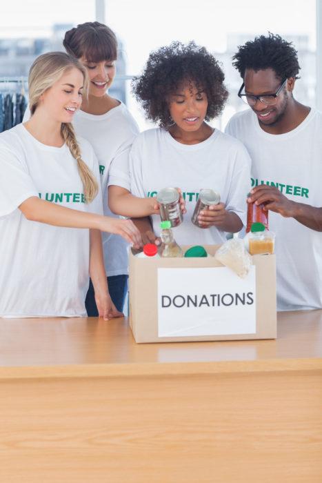 volunteering alcohol free hobby